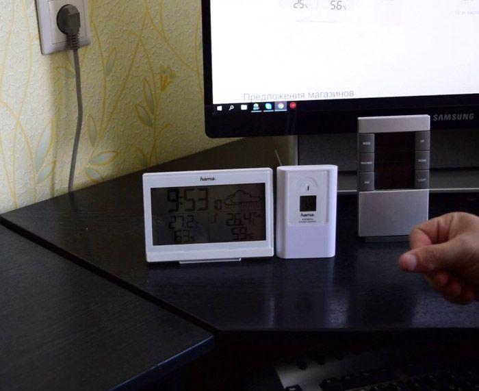 Многие метеостанции для дома этого бренда можно подключить к ПК с применением специализированного программного обеспечения