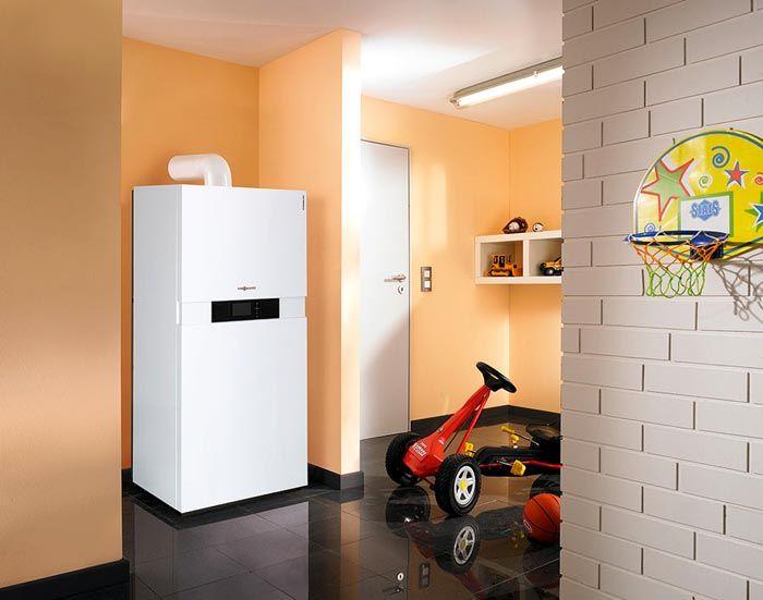 Газовый генератор для отопления частного дома
