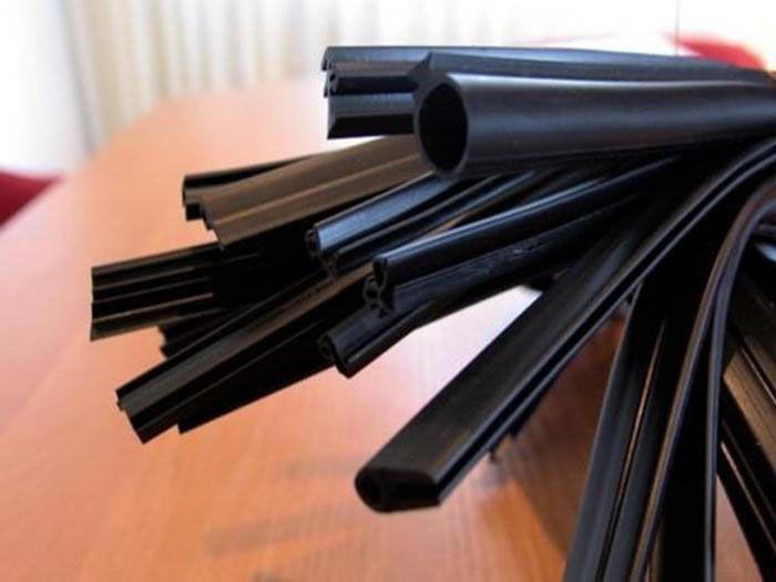 Традиционные резиновые уплотнители