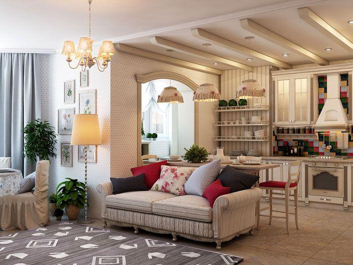 Домашний уют в стиле прованс