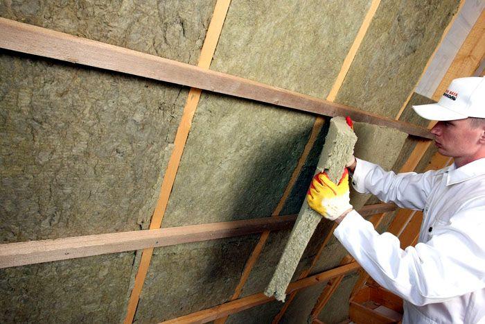 Каменная вата – качественный материал для утепления