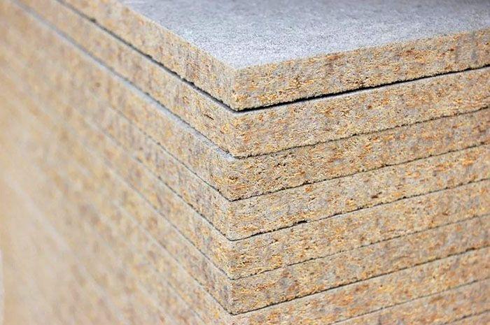 Цементно-стружечные плиты завоёвывают строительный сегмент