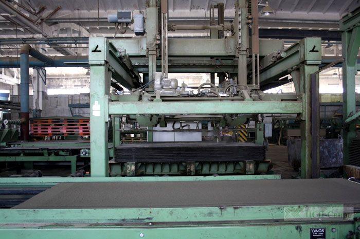 Современное оборудование в цехах ООО «ЦСП-Свирь»