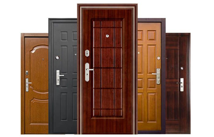 Входные двери для дверей Форпост предлагаются в широком ассортименте