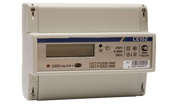 Электронные модификации электросчетчиков