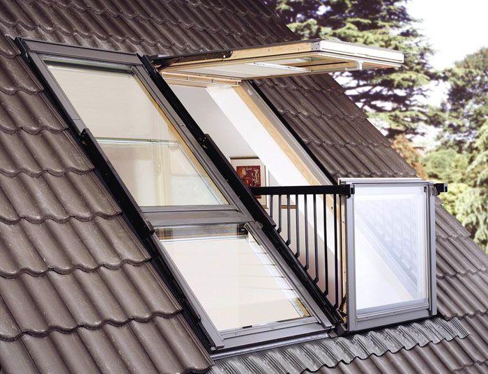 Для естественного освещения применяют более дорогие конструкции по сравнению с обычными оконными блоками