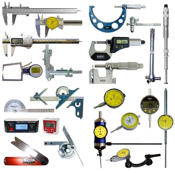 Для контроля и получения необходимого уровня точности применяют механические и электронные штангенциркули, нутрометры, другие специализированные средства измерения