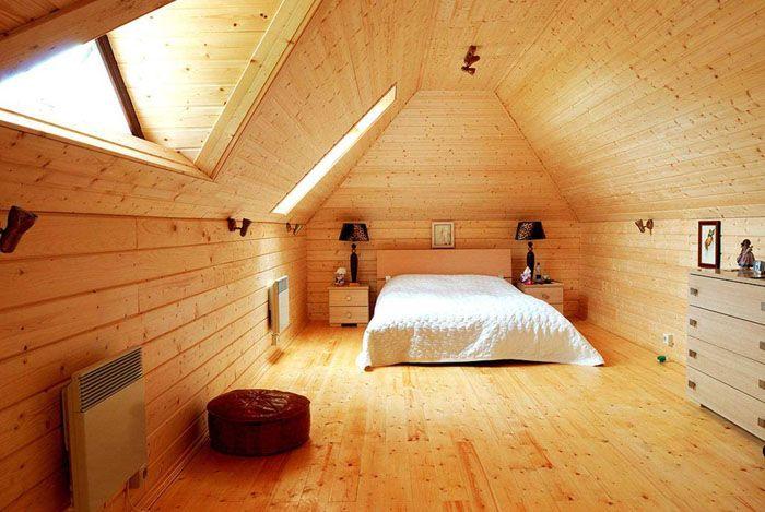 Древесная текстура всегда выглядит по-домашнему уютной