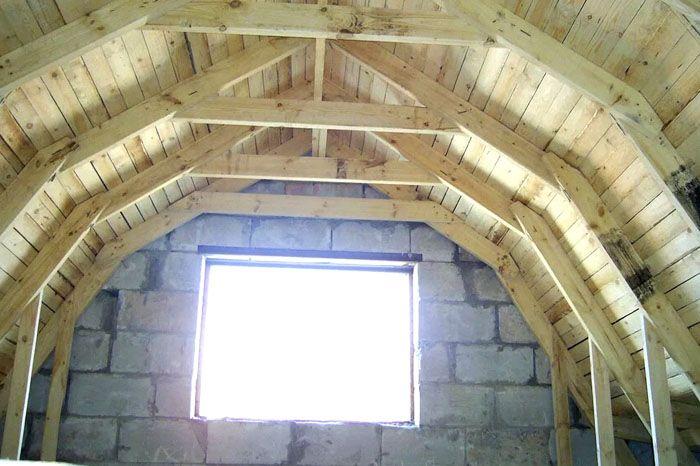 При достаточных размерах фронтального окна будет обеспечена достаточная освещённость