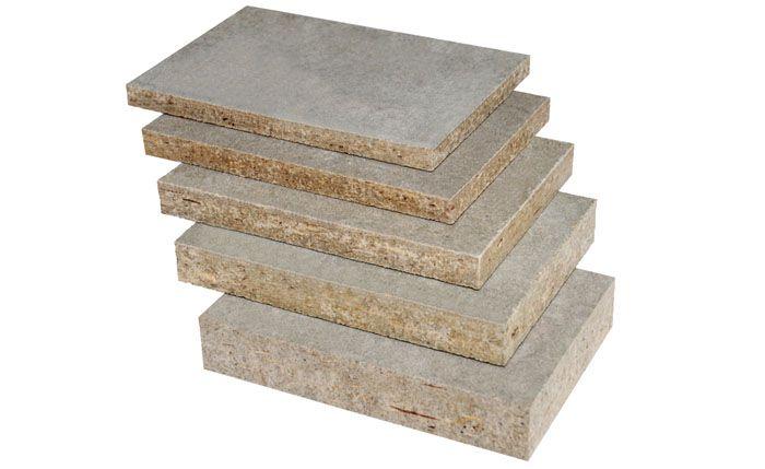Плиты значительно различаются по весу, который зависит от толщины