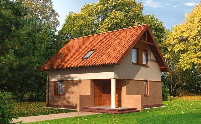 Реалистичный внешний вид проектов одноэтажных домов с применением современной компьютерной графики