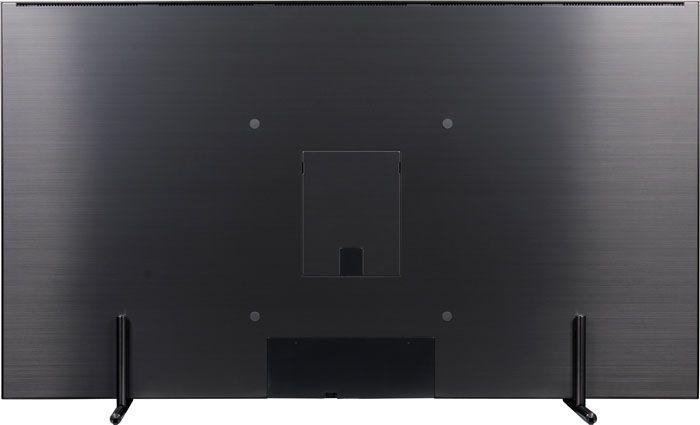 Технологические отверстия на задней панели телевизора