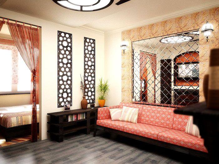 Слияние востока и запада – марокканский стиль