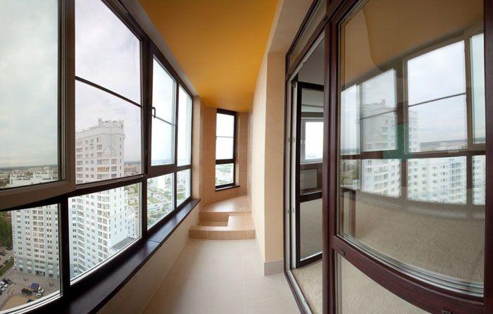 Остеклять балкон можно без разрешения БТИ