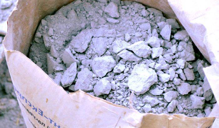Комковой цемент говорит о его плохом качестве