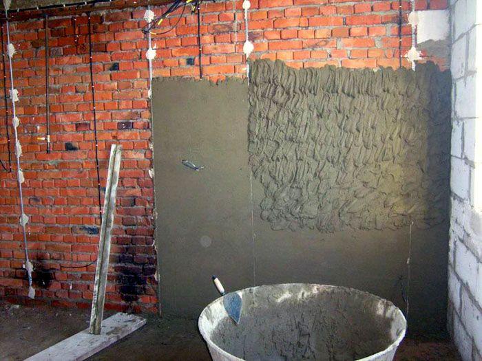 Штукатурка стен – процесс сложный, грязный и трудоёмкий