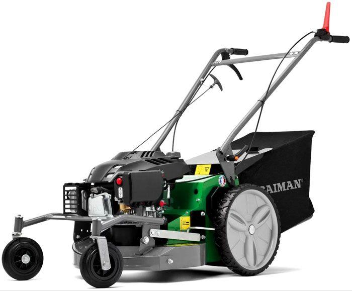 Аппарат премиум-класса с выносными передними колёсами