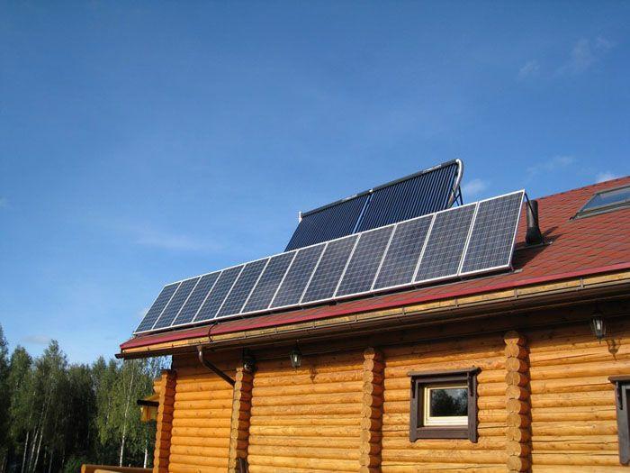 В удалённых регионах солнечная электростанция может стать основным источником электрической энергии