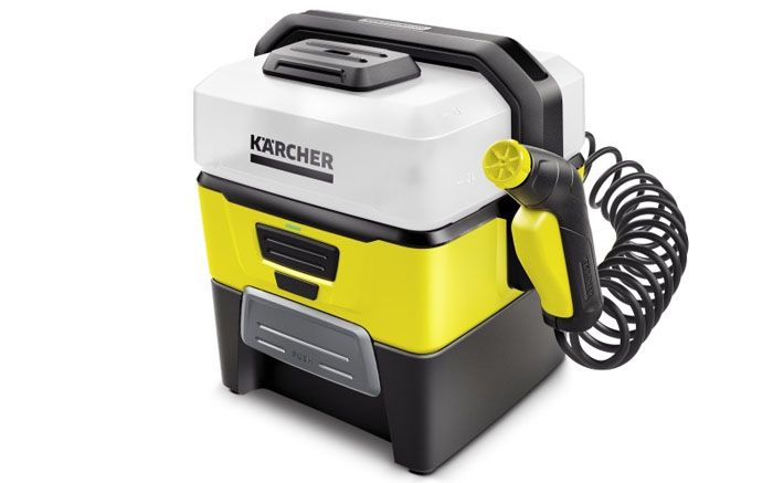 Модель Karcher OC 3 Adventure