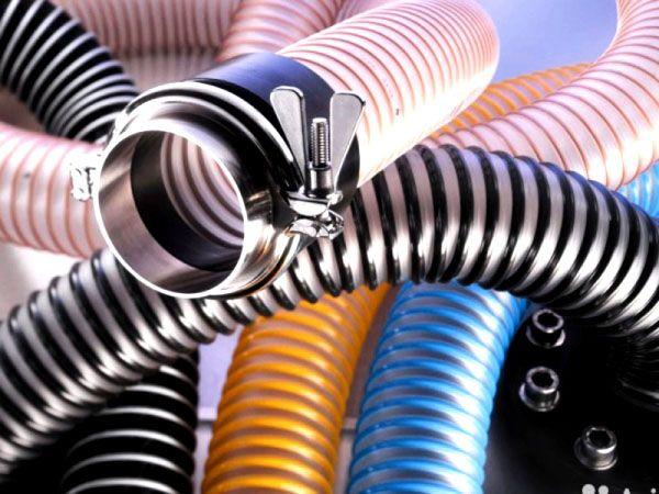 Гибкие воздуховоды – это надёжный и проверенный элемент системы вентиляции для бытового и промышленного использования