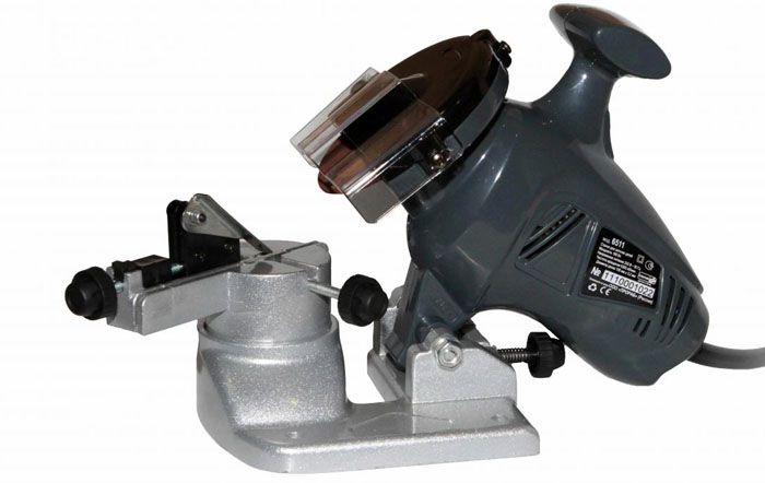 Стационарный ручной электрический станок для заточки цепей «Prorab 6511»