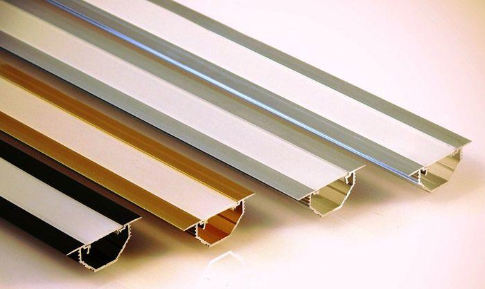 Изделия из алюминия могут украсить любой интерьер