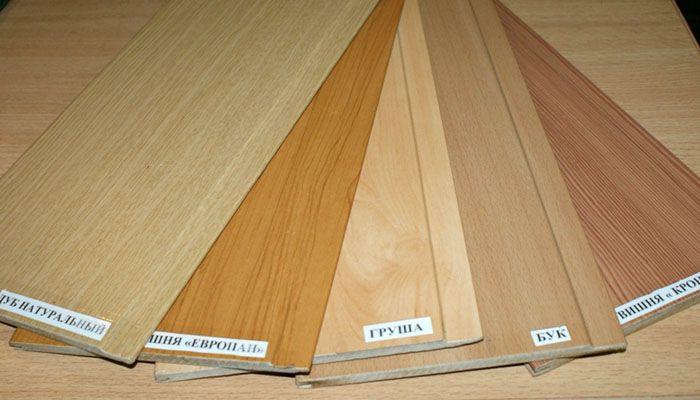 МДФ панели могут быть выполнены под фактуру различных пород дерева