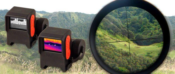 Наличие тепловизора позволяет охотникам выследить зверя в ночное время и условиях плохой видимости