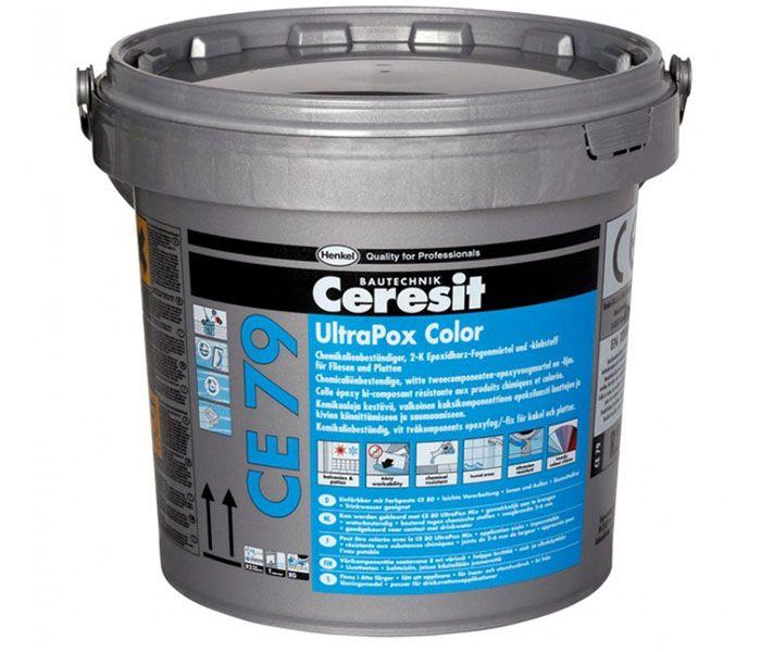 Эпоксидная затирка марки «Ceresit CE 79 UltraPox»