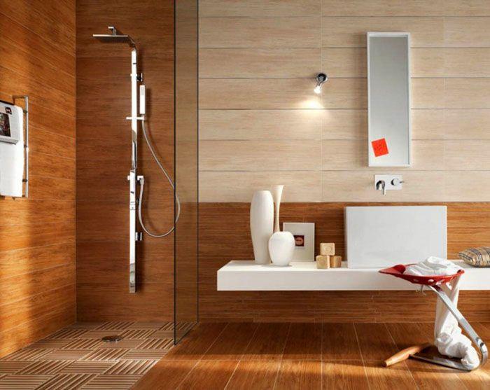 Влагостойкие ДСП изделия успешно используются для оформления ванной комнаты