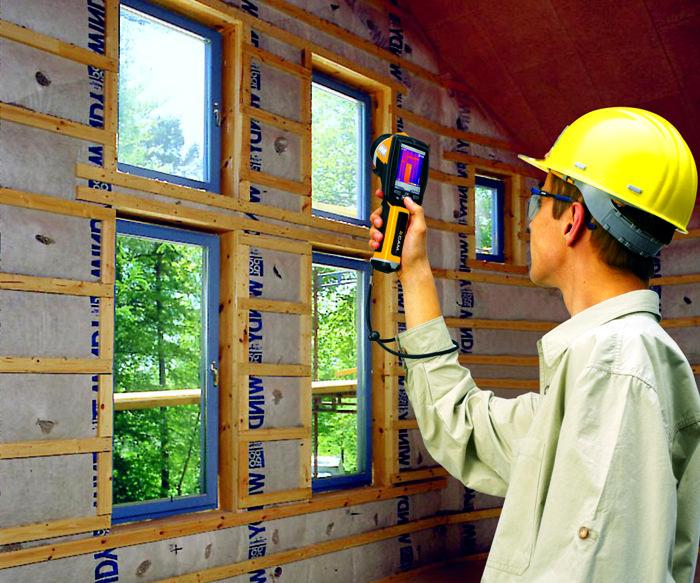 Тепловизионное обследование на всех этапах строительства очень важно для достижения максимальных показателей по сохранению тепла в сооружаемом объекте