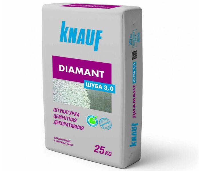 Продукция на основе цемента марки Knauf