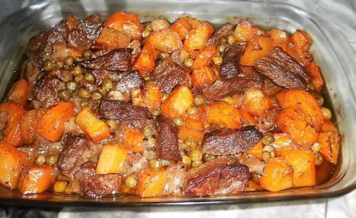 Блюда из духовки вкусные и полезные