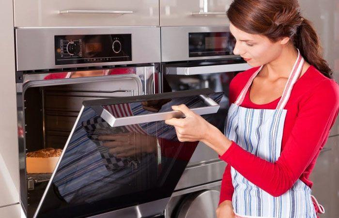Современная техника облегчает труд домохозяйкам