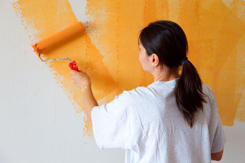 Краска не простит огрехов в шпатлевке