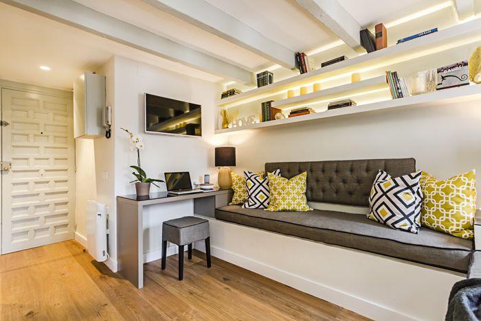 Для квартир с типовой планировкой можно подобрать дизайн-проект в интернете