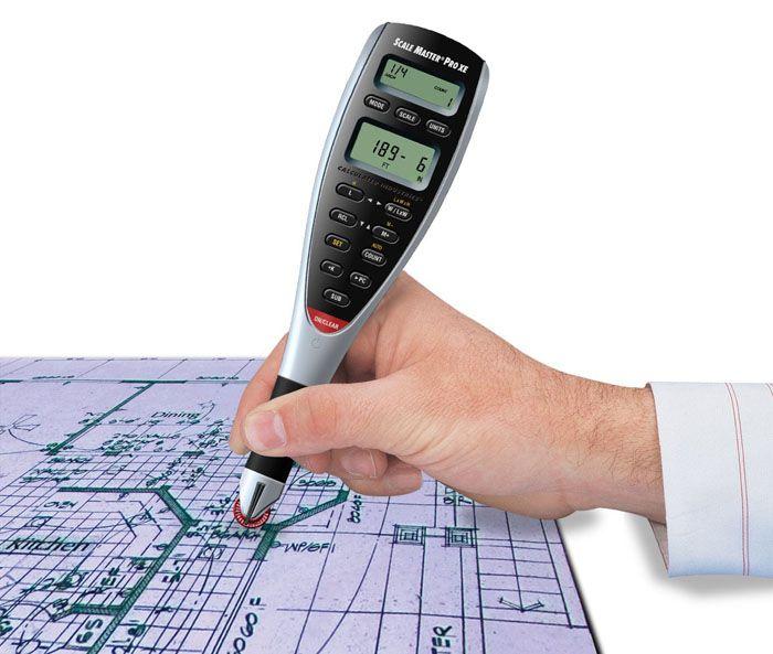 Сейчас можно найти в продаже и электронные модели курвиметра. Они имеют дисплей, кнопки управления и дополнительные функции