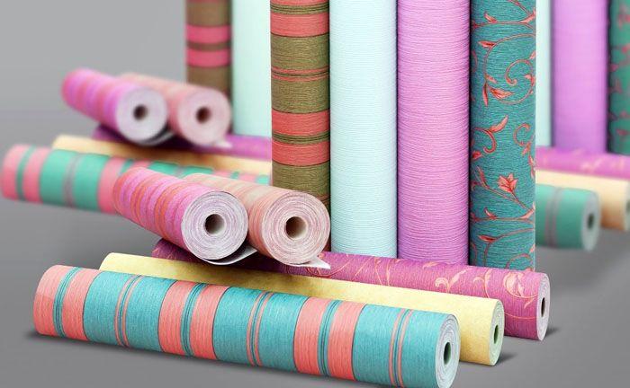 Служат флизелиновые покрытия в несколько раз дольше обычных бумажных