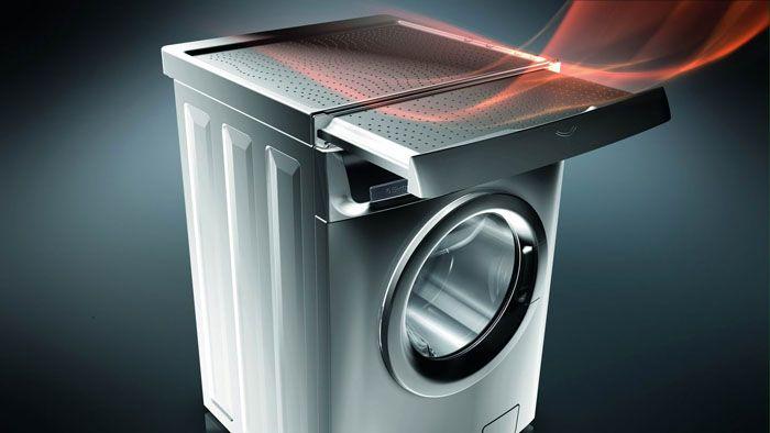 Современная стиральная машина Electrolux