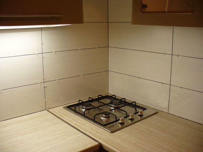 Выбор панели начинается в момент проектировки кухонной мебели