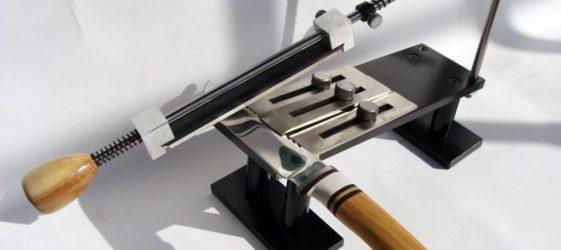 Приспособление для заточки ножей