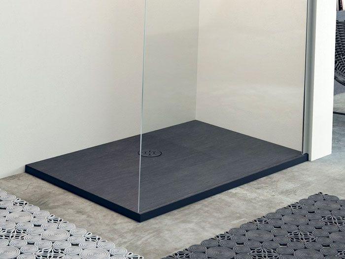 Плоская модель, выполненная из камня, смотрится очень стильно и дорого
