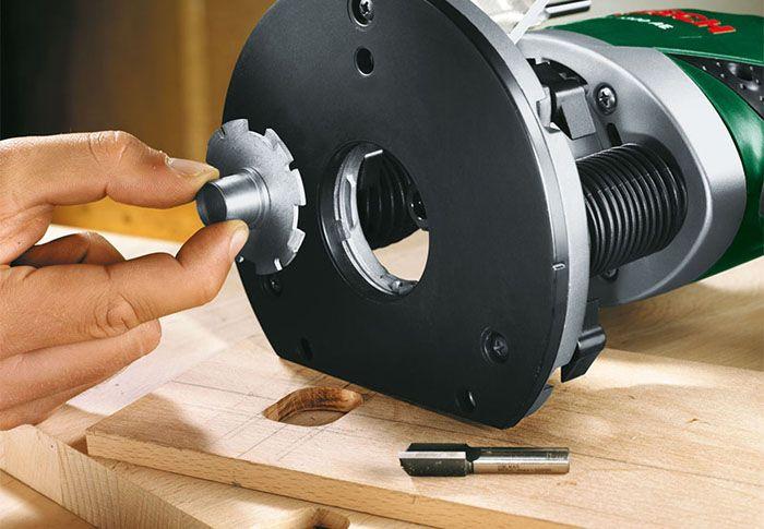 Копировальная втулка для фрезера является штампованным изделием