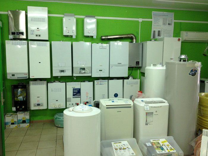 В специализированных организациях, как правило, представлен широкий ассортимент газового оборудования, позволяющий выбрать модель в соответствии с критериями выбора и личными предпочтениями пользователя