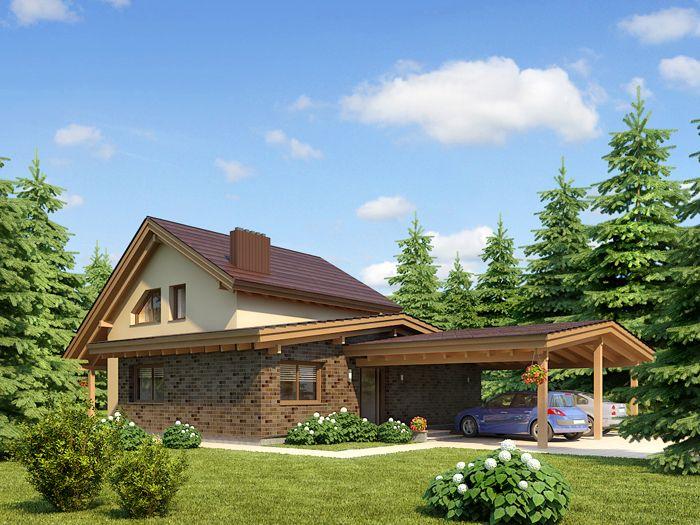 Проект дома Deimantas House Projects Ltd.