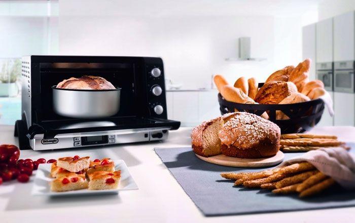 Мини-печь не только наполнит кухонное пространство ароматом приготавливаемых блюд, но и напомнит многим знакомый вкус настоящих домашних пирогов