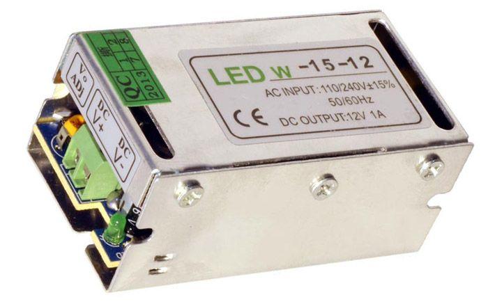 Внешний вид модели, предназначенной для подключения светодиодных источников света