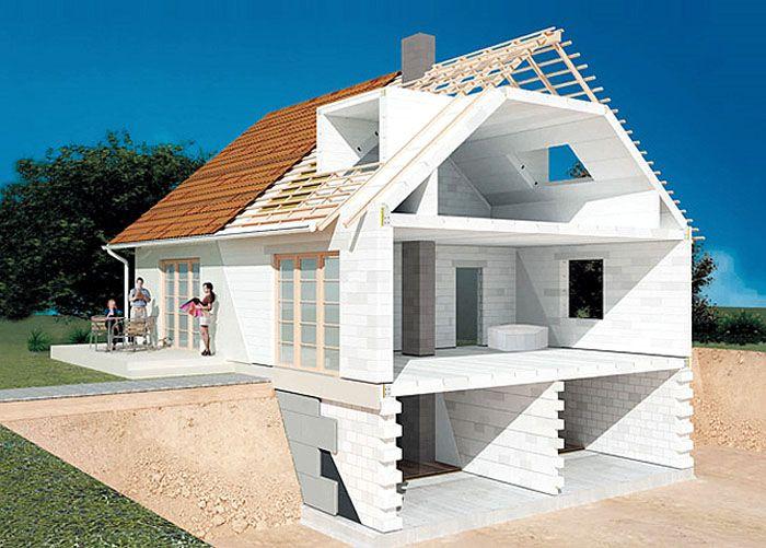 Дома из газобетонных блоков востребованы среди индивидуальных застройщиков, что обусловлено возможностью строительства своими руками и относительно невысокой стоимостью строительства