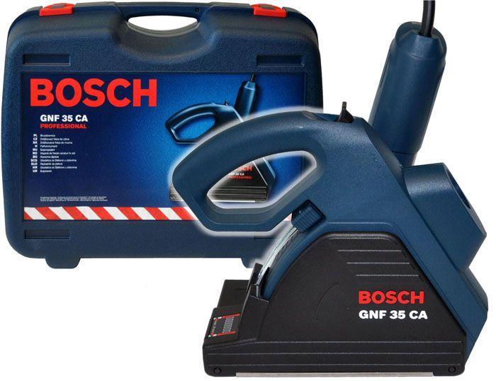 Профессиональная модель «Bosch GNF 35 CA» с кейсом для хранения и транспортировки