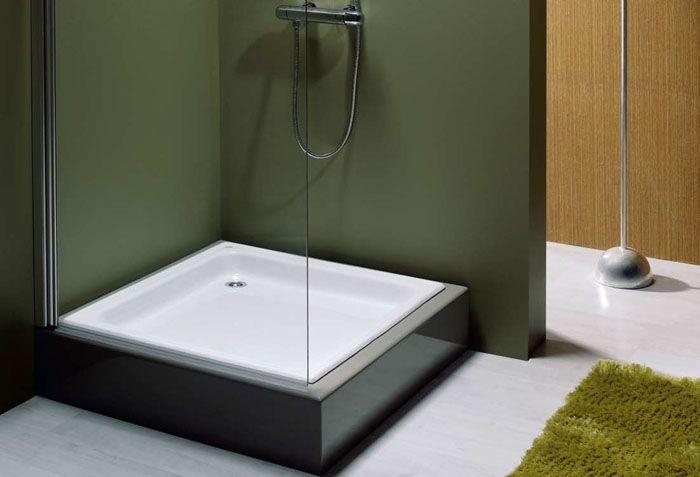 Наличие поддона позволяет минимизировать механическое воздействие на систему канализации, обеспечивающей отвод использованной воды